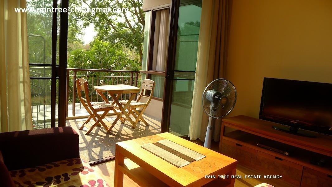 FULLY FURNISHED ONE BEDROOM CONDO IN GREEN ENVIRONMENT